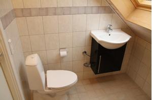 Badeværelse første sal